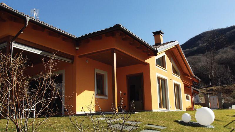 Trendy casa in legno with ampliamento casa in legno for Piani casa africani gratis