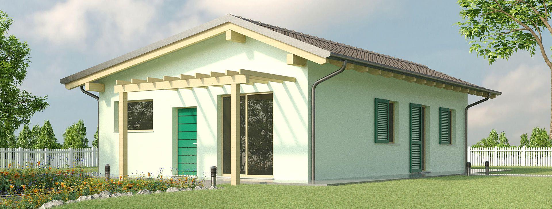 Case prefabbricate in legno - La tua casa parma ...