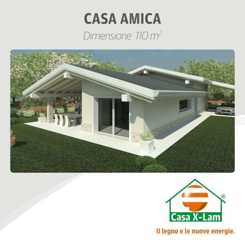 Case prefabbricate in legno for Casa ecosostenibile prefabbricata