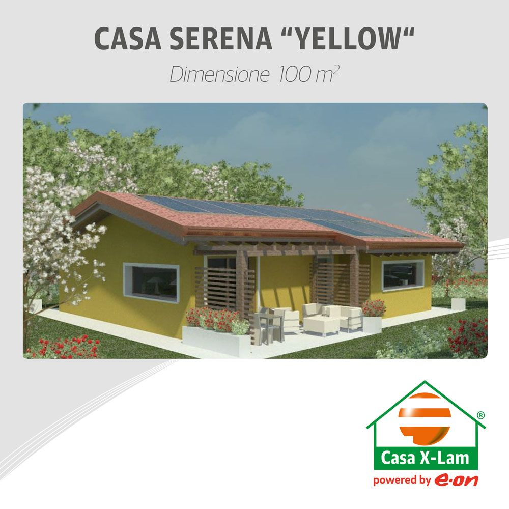 Casa Serena Yellow